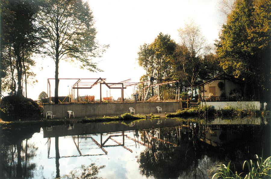 Nieuwbouw-Forellenvijver-Heioord-2003-foto-10