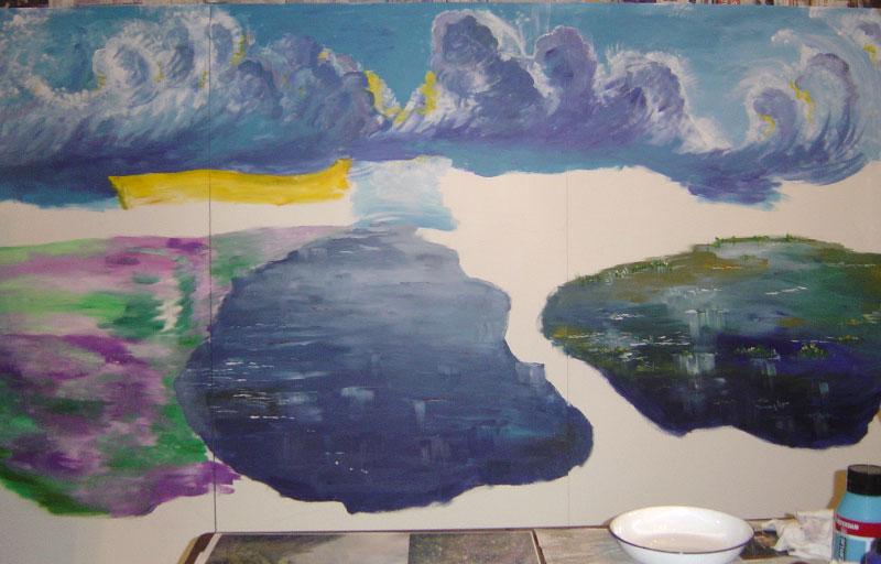 Schilderij-Chantal-Hermkens-Forellenvijver-Heioord-01