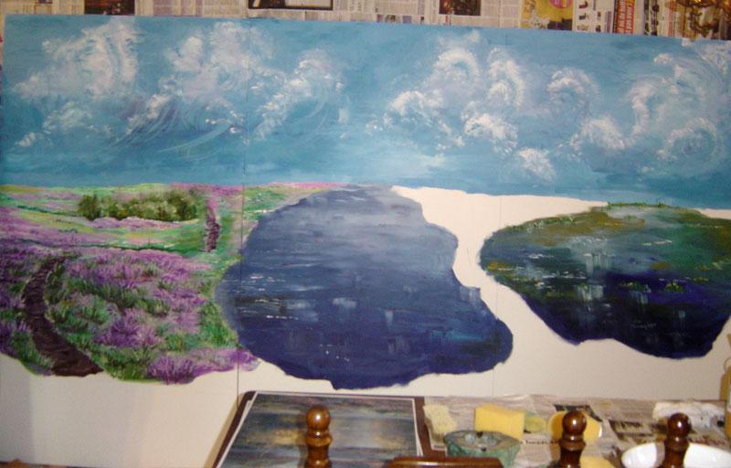 Schilderij-Chantal-Hermkens-Forellenvijver-Heioord-02