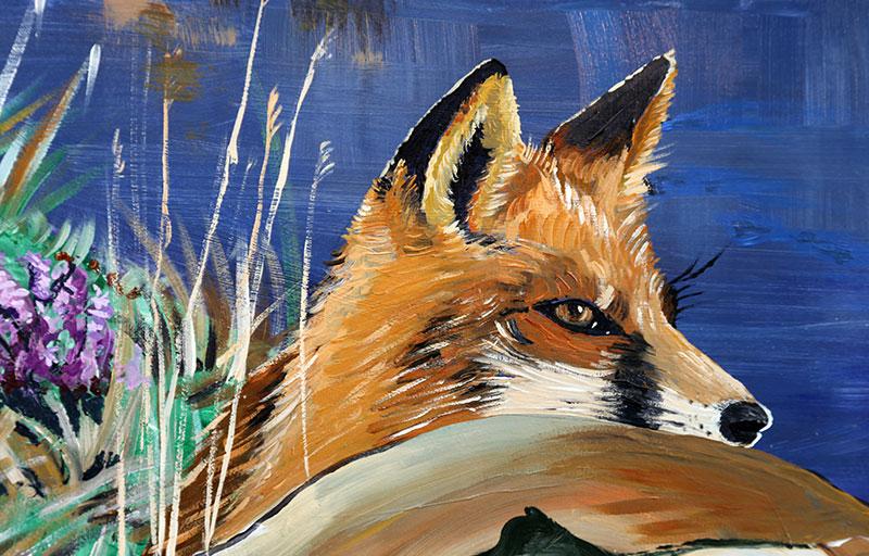 Schilderij-Chantal-Hermkens-Forellenvijver-Heioord-07
