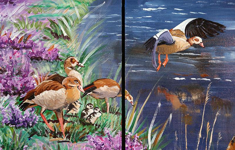 Schilderij-Chantal-Hermkens-Forellenvijver-Heioord-08