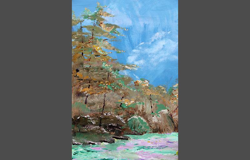 Schilderij-Chantal-Hermkens-Forellenvijver-Heioord-09