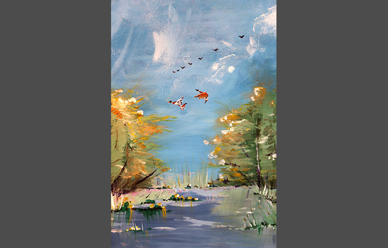 Schilderij-Chantal-Hermkens-Forellenvijver-Heioord-12