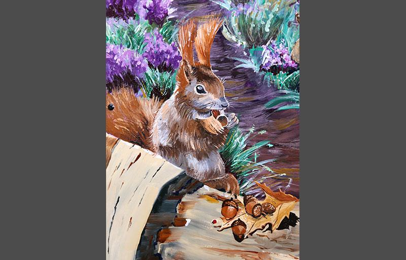 Schilderij-Chantal-Hermkens-Forellenvijver-Heioord-16