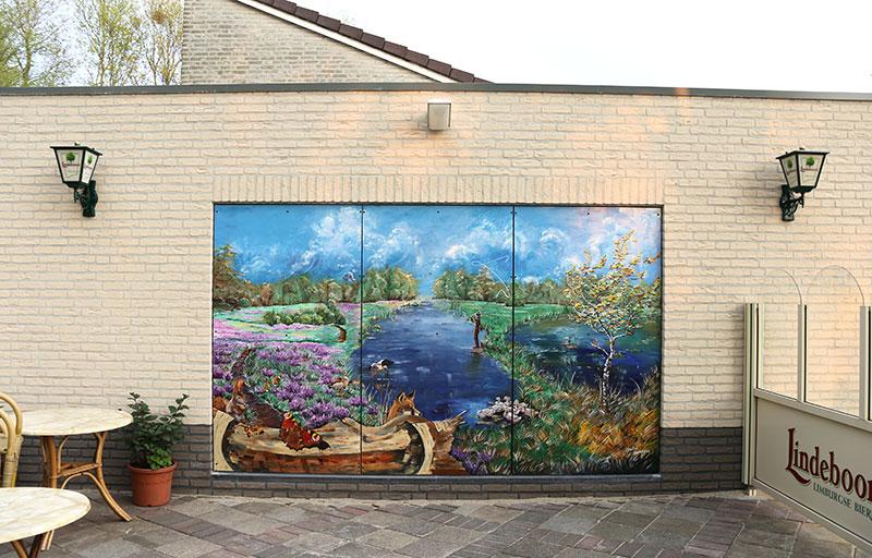 Schilderij-Chantal-Hermkens-Forellenvijver-Heioord-19