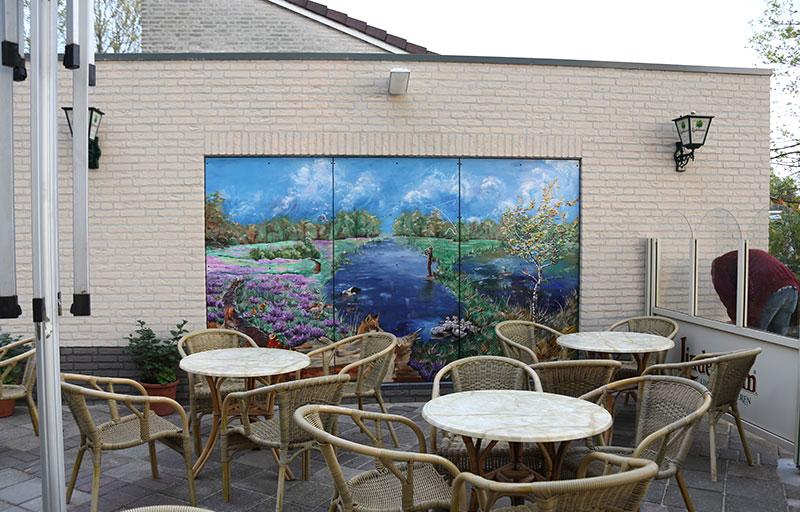 Schilderij-Chantal-Hermkens-Forellenvijver-Heioord-20