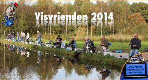 viswedstrijd Visvrienden Heioord 2014