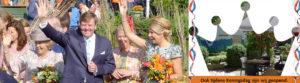Kom Koningsdag vieren bij Forellenvijver Heioord in Neeritter